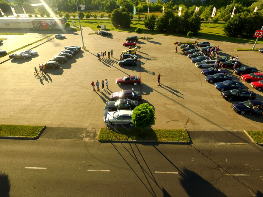 Zjazd miłośników BMW